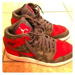 Jordan 1 Camo 5.5Y